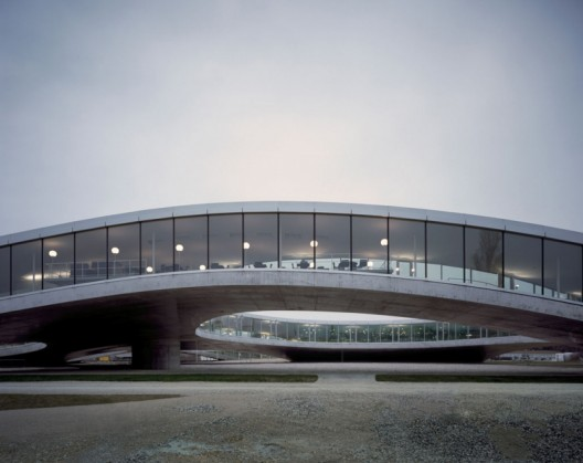 rlc03 © Rolex Learning Center