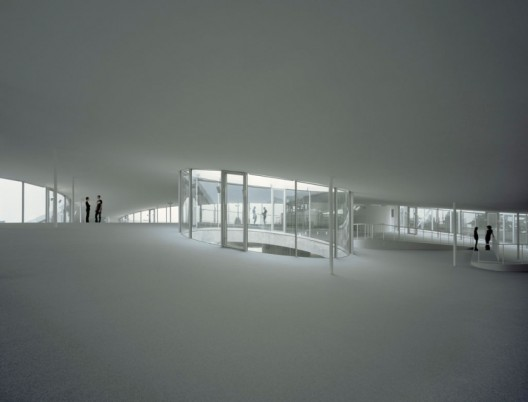rlc04 © Rolex Learning Center