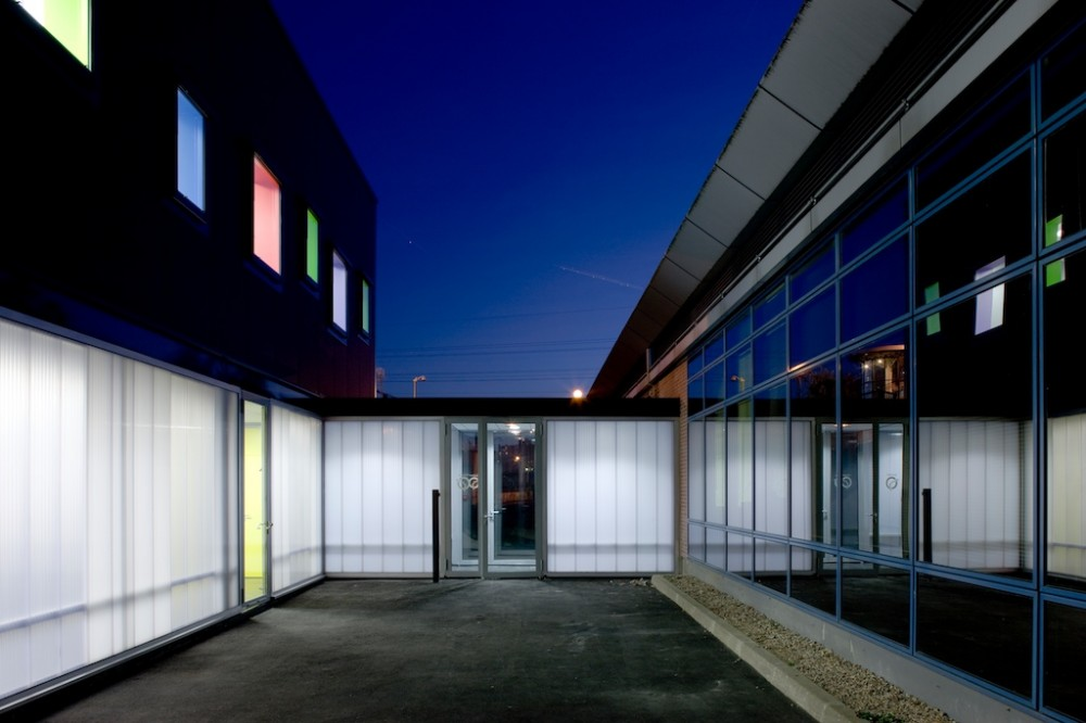 RATP Offices & Laboratories / RH+Architectes