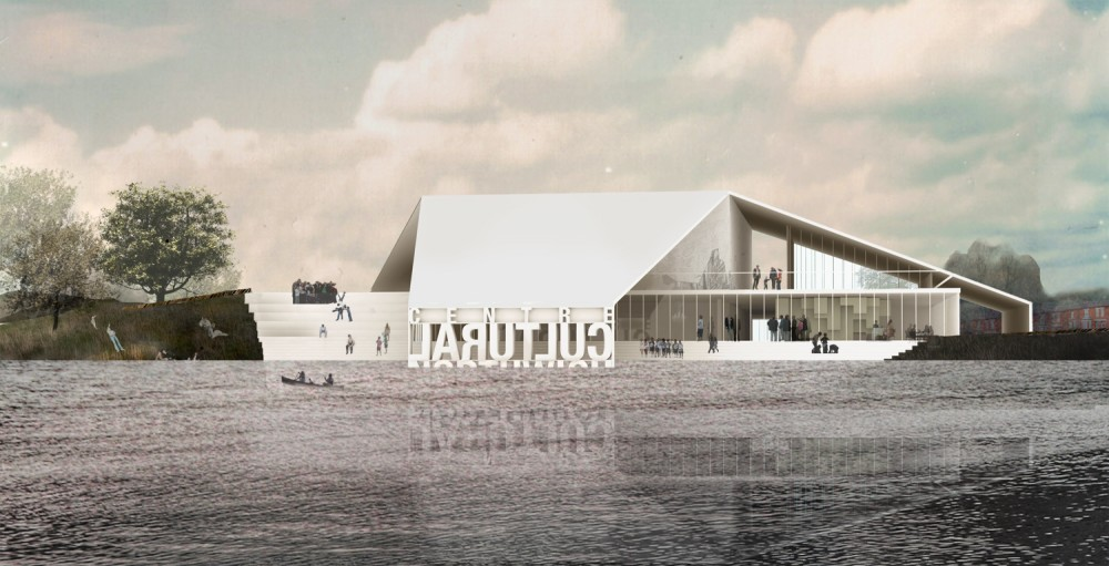 Northwich Vision Cultural Centre Proposal / SVESMI Atelier