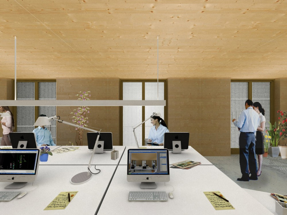 Office Building 810 / H Arquitectes