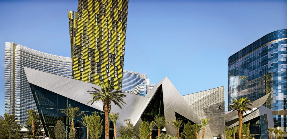 City Center Las Vegas: 6 LEED Gold certifications