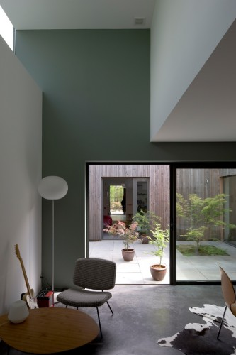 House in Lille / Saison-Menu Architectes  Stphane Chalmeau
