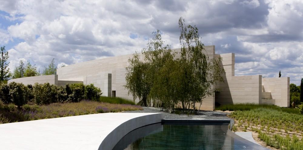 House in Somosaguas - A-cero House in Somosaguas - A-cero