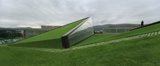 Building of the Year 2009, Cultural: BTEK - Technology Interpretation Center / ACXT 