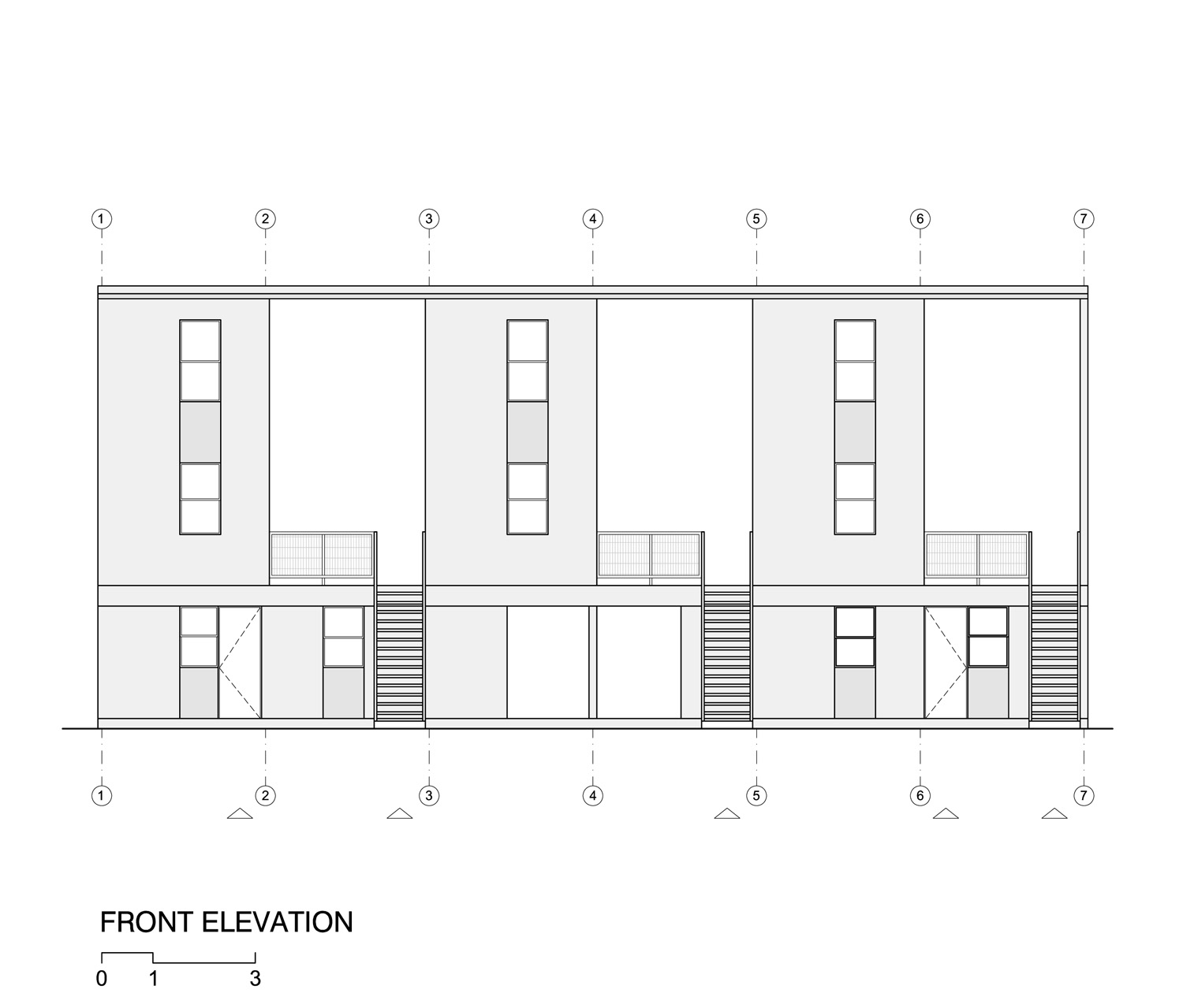 Front Elevation With Arch : Front elevation arches joy studio design gallery best