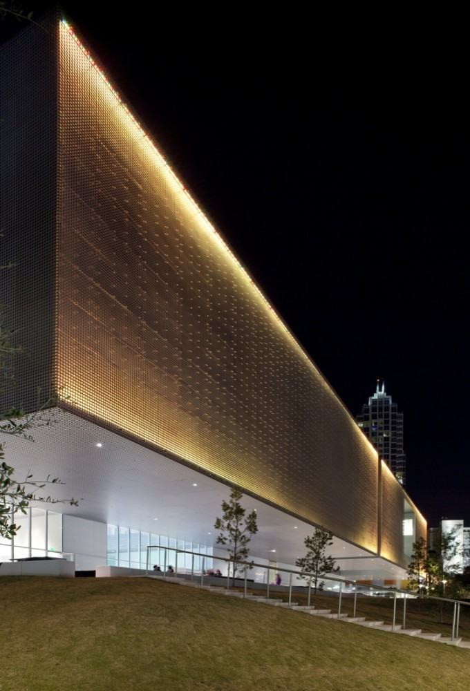 Tampa Museum of Art / Stanley Saitowitz | Natoma Architects