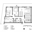 Apartment in Thessaloniki - .27 Architects floor plan
