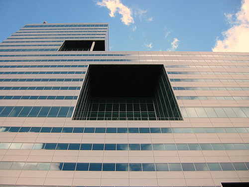 QuadroClad™ Metal Façade Panels / Hunter Douglas Contract