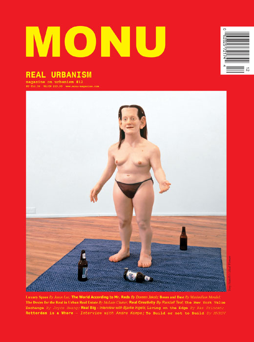 MONU Magazine New Issue: Real Urbanism
