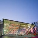 Grand Canal Theatre - Daniel Libeskind  Ros Kavanagh