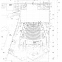 Grand Canal Theatre - Daniel Libeskind floor plan