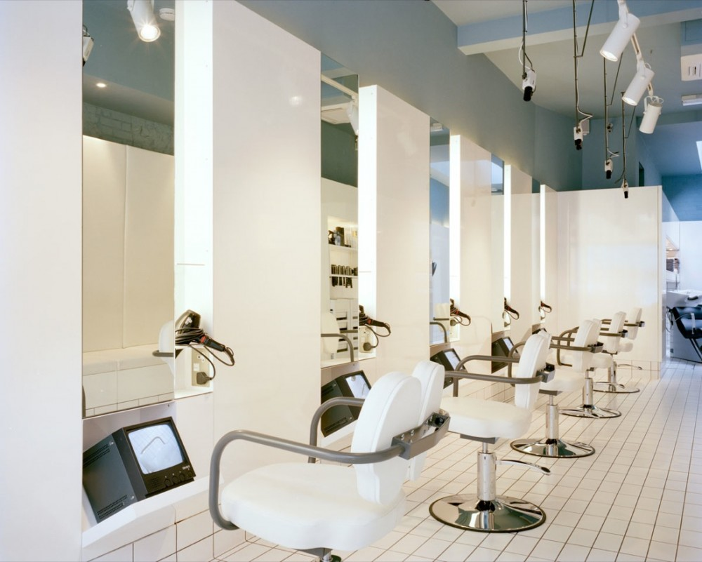 The Klinik Hair Salon / Block Architecture Interiors - The Klinik ...