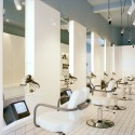 The Klinik Hair Salon / Block Architecture