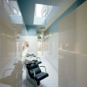 Interiors - The Klinik Hair Salon - Block Architecture Interiors - The Klinik Hair Salon - Block Architecture