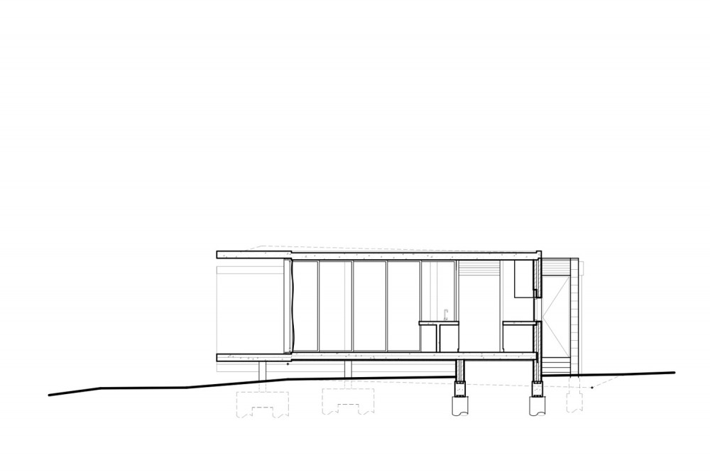 Elm & Willow House - Architects EAT section 02