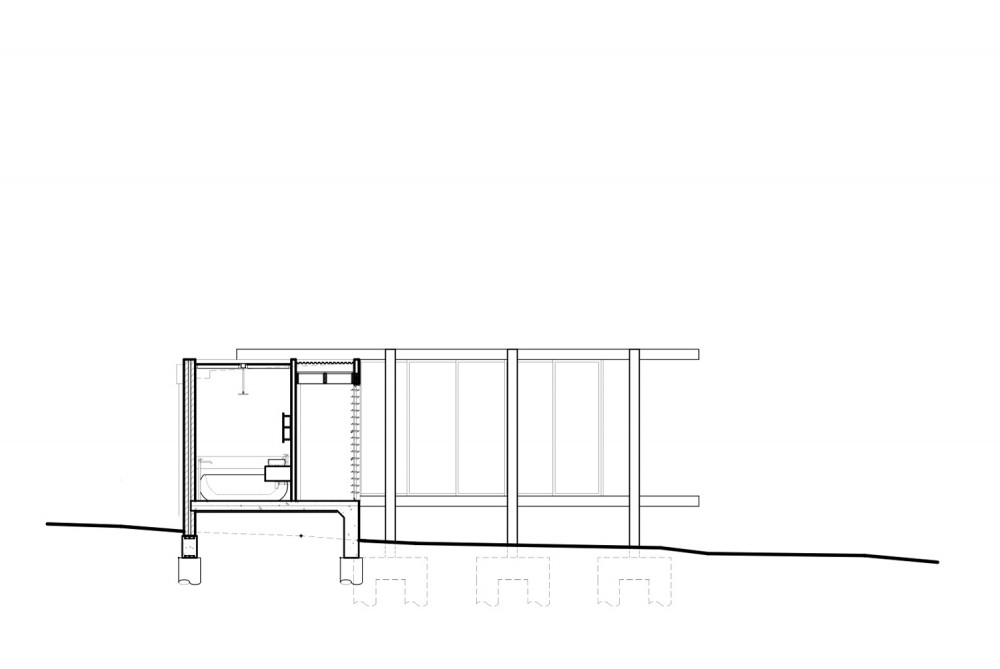 Elm & Willow House - Architects EAT section 03