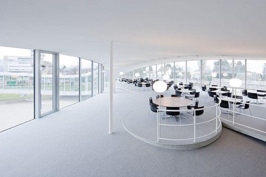 Rolex Learning Center - SANAA - Iwan Baan © Iwan Baan