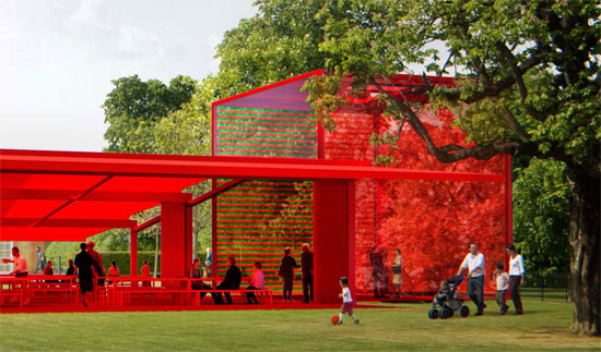 Serpentine Gallery Pavilion 2010: Jean Nouvel