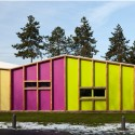 Kindergarden - Epinay Nursery School - BP Architectures Kindergarden - Epinay Nursery School - BP Architectures