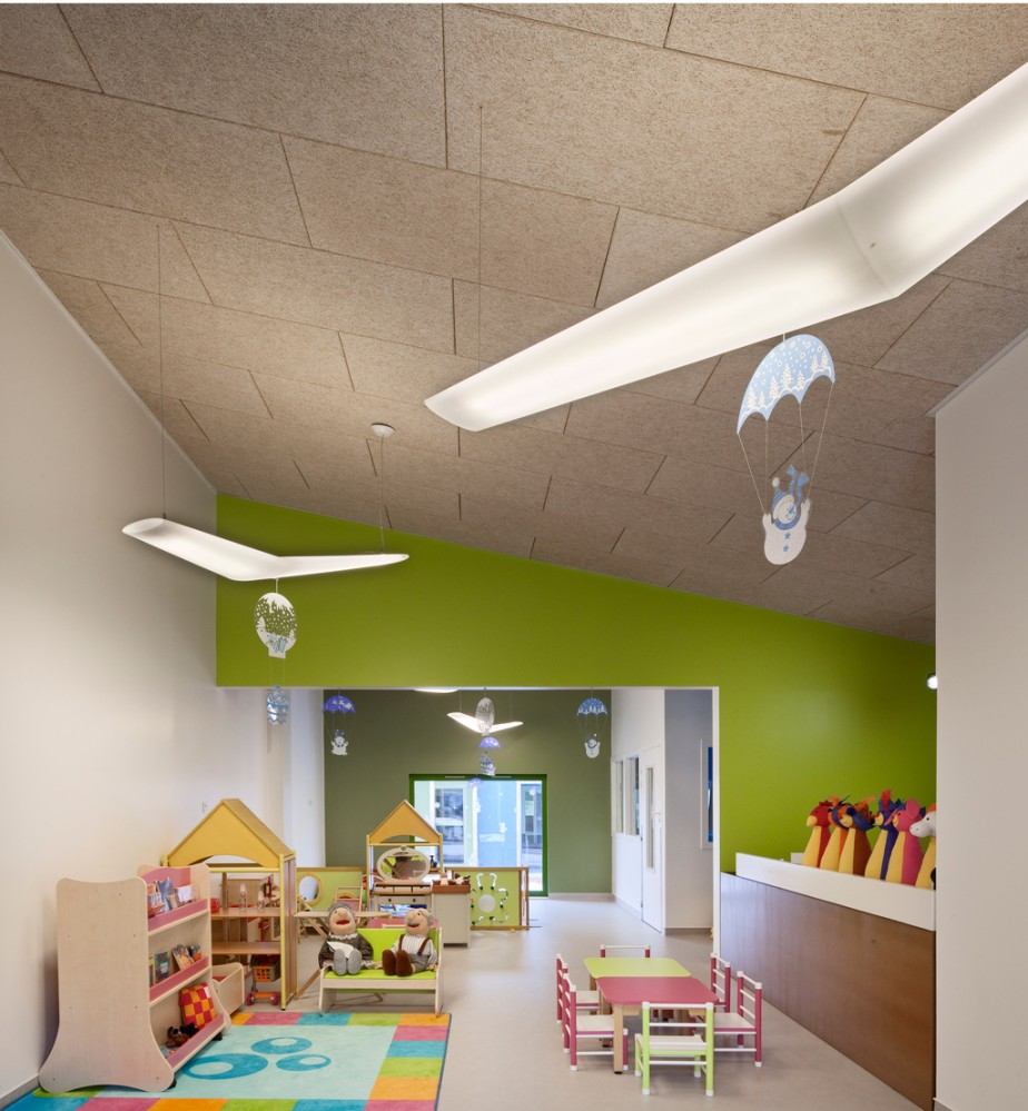 kindergarden epinay nursery school bp architectures 53677