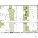 Kindergarden - Epinay Nursery School - BP Architectures floor plan