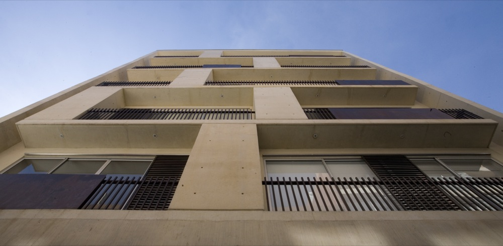 Athikia Building / Daniel Bonilla Arquitectos