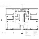 Housing - Athikia Building - Daniel Bonilla Arquitectos fourth floor plan