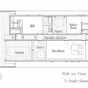 Sz House - Miyahara Architect Office floor plan