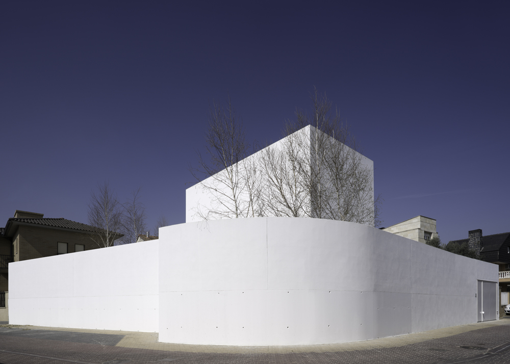Moliner House / Alberto Campo Baeza