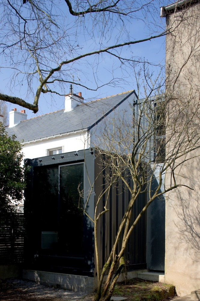 House extension / Christophe Nogry