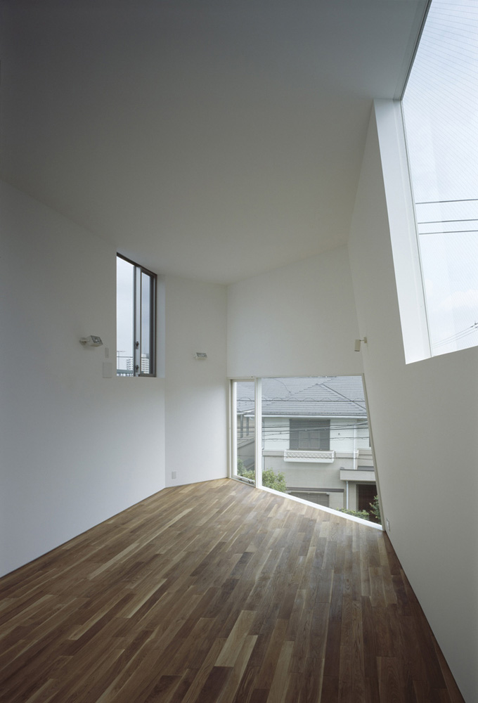 House in Matsubara / Ken&#8217;ichi Otani Architects