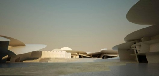 National Museum of Qatar / Jean Nouvel