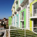 Housing - Lofts Yungay II - Rearquitectura © Marcos Mendizabal