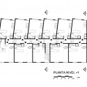 Housing - Lofts Yungay II - Rearquitectura level 01 floor plan
