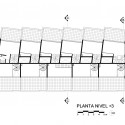 Housing - Lofts Yungay II - Rearquitectura level 03 floor plan