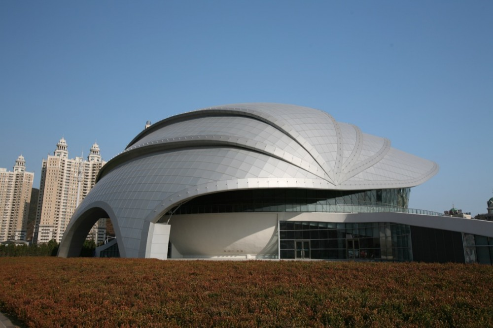 Dalian Shell Museum / The Design Institute of Civil Engineering &#038; Architecture of DUT