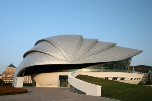 Dalian Shell Museum / The Design Institute of Civil Engineering & Architecture of DUT