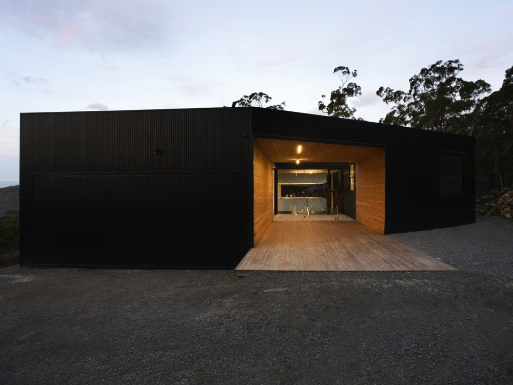 Allens Rivulet House - Room11 © Ben Hosking