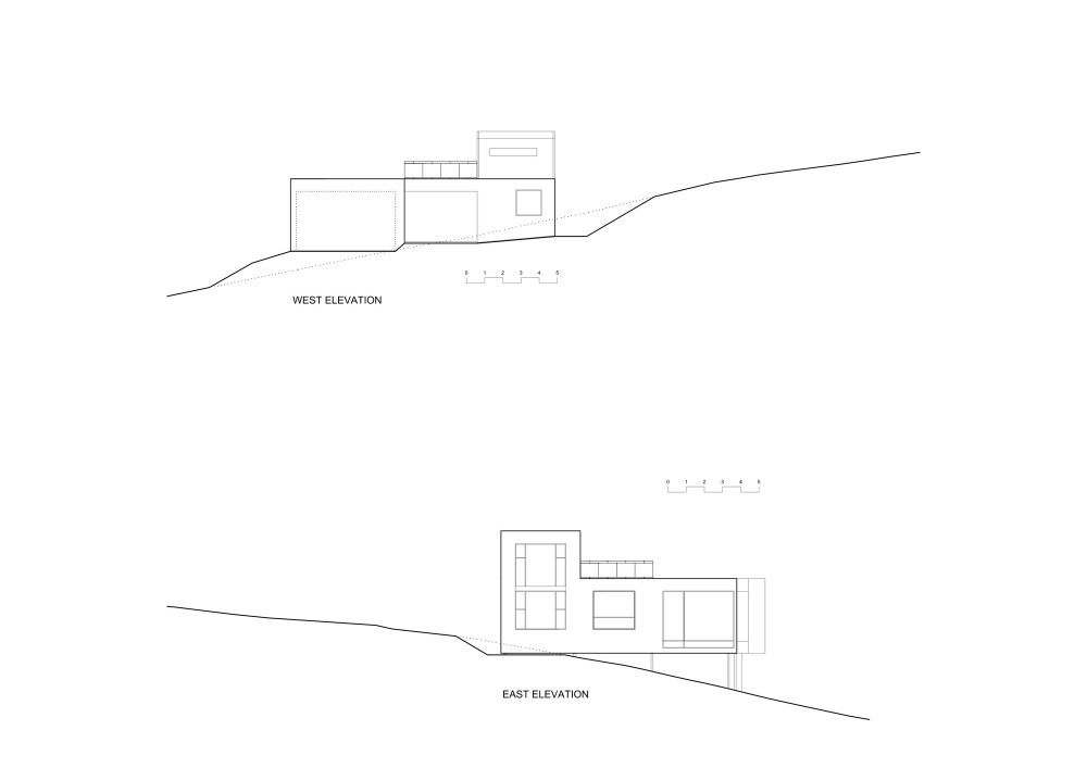 Allens Rivulet House - Room11 elevations 02