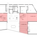 Allens Rivulet House - Room11 outdoor spaces diagram