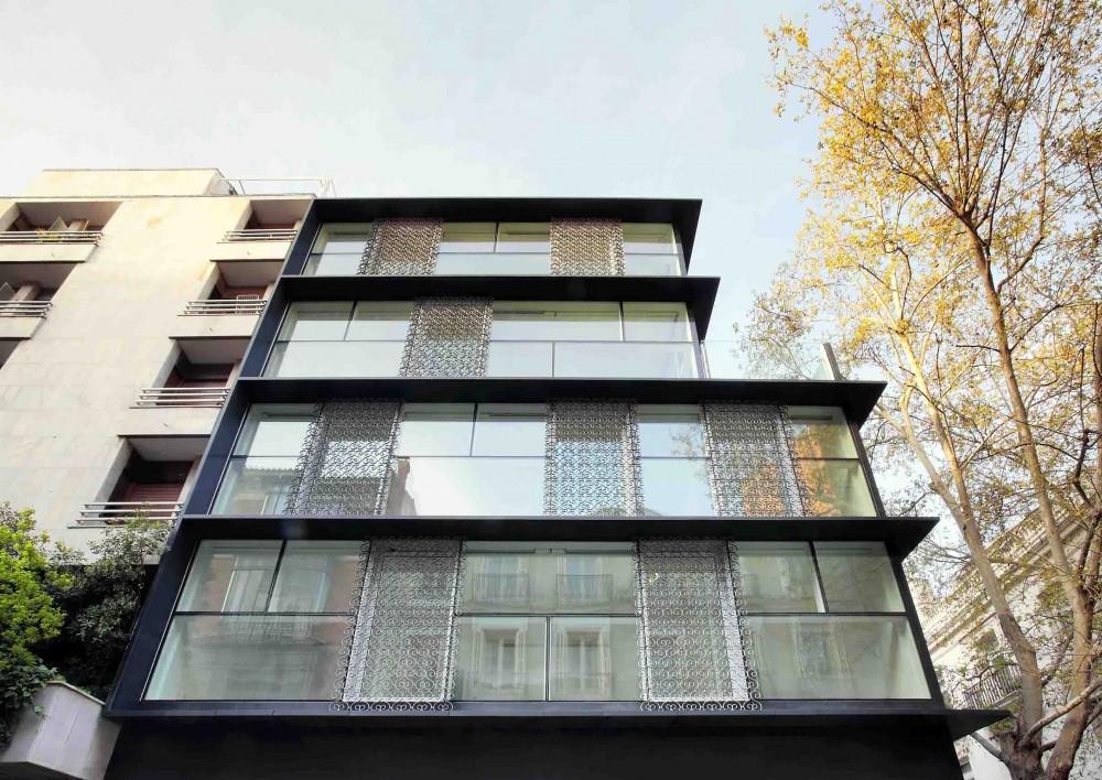 © Courtesy of Ábalos + Sentkiewicz arquitectos