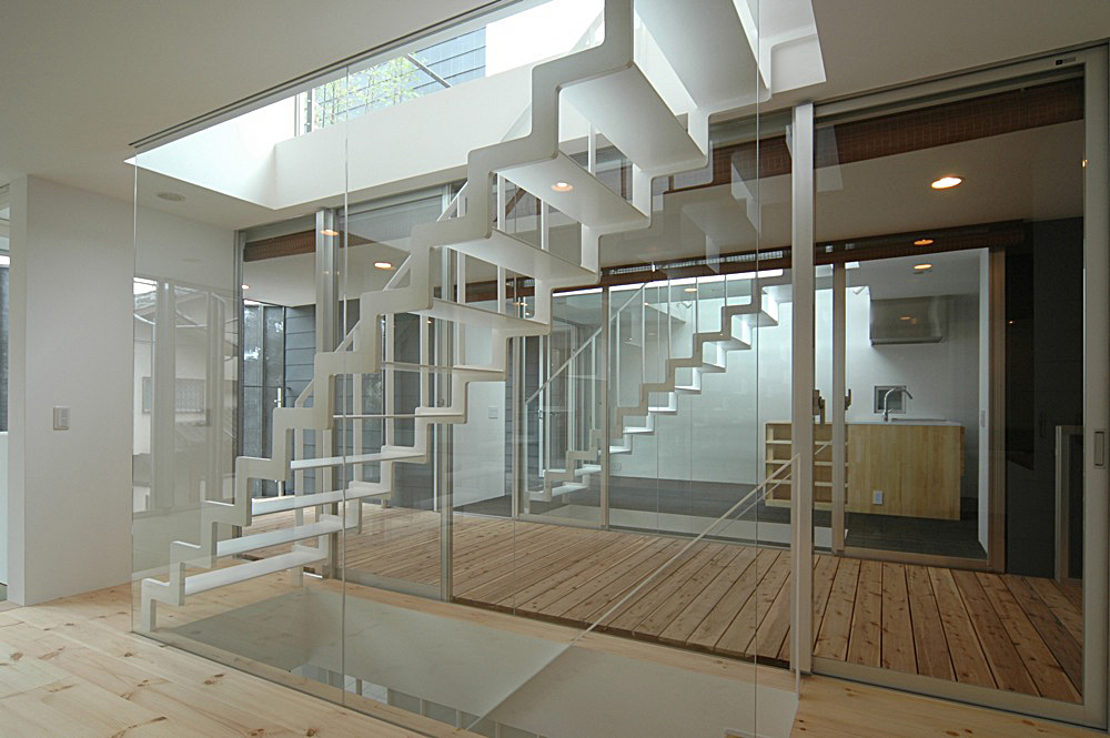 TTN House - Miyahara Architect Office © Teruo Miyahara
