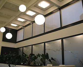 Silhouette FR Window Shadings / Hunter Douglas Contract