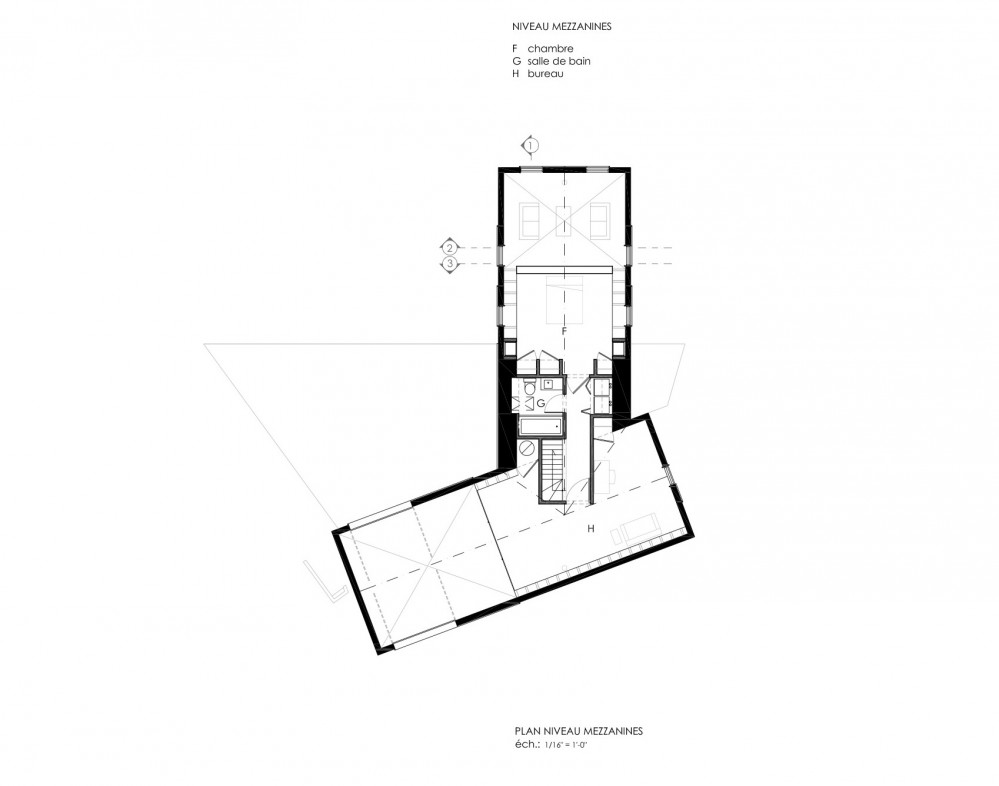 NB20º5 / YH2 Architecture