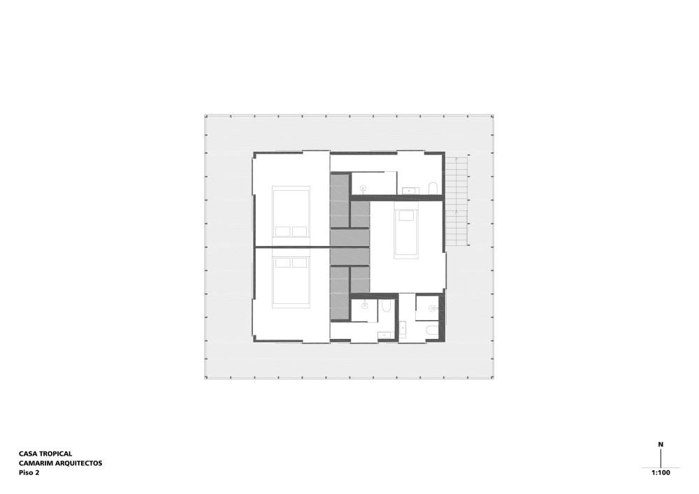 Tropical house floor plans home floor plans