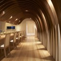 Cave Restaurant - Koichi Takada Architects © Sharrin Rees