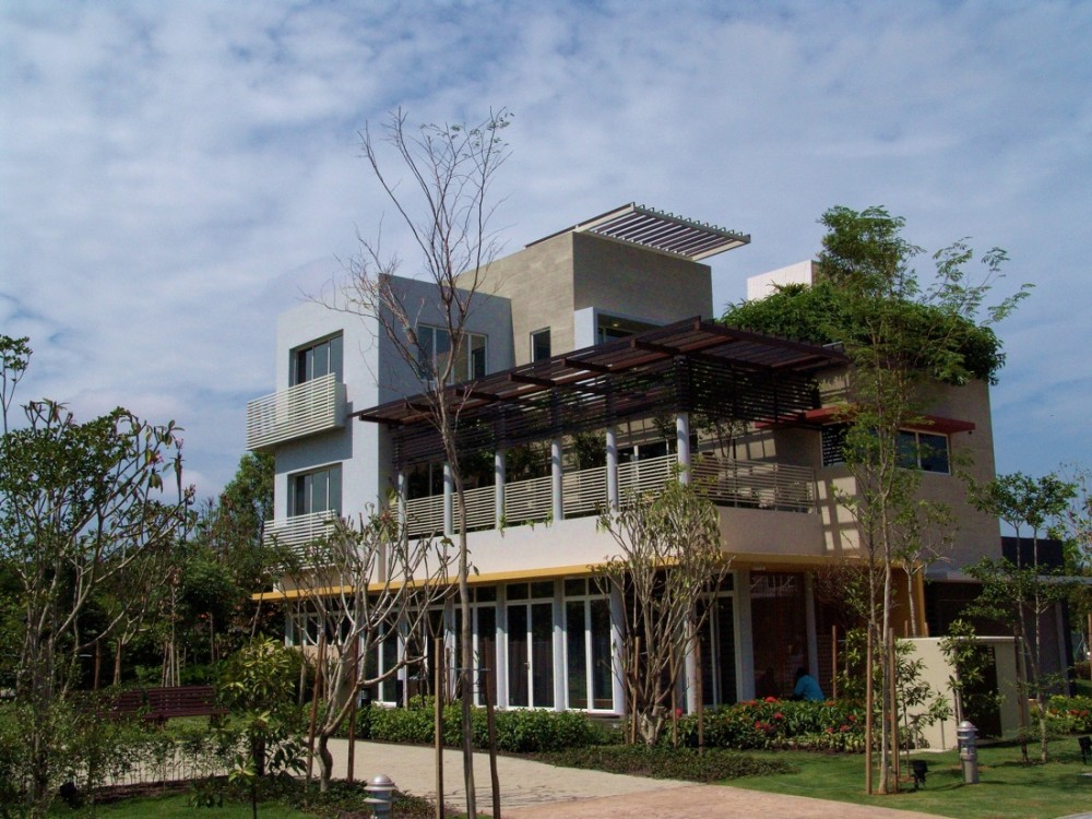 Setia Eco Park Villa / TWS &#038; Partners