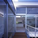 House with Court - K+S Architects  Hiroshi Ueda