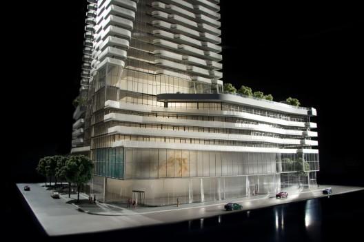 One Bloor Hariri Pontarini Architects Archdaily